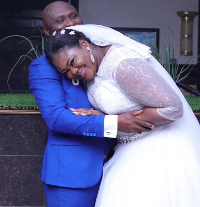 Brides tells her love story