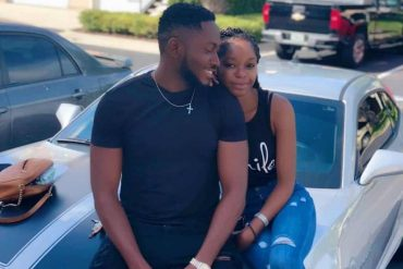 BBNaija Season 3 Winner, Miracle Celebrates His Girlfriend On Her Birthday (Photo)