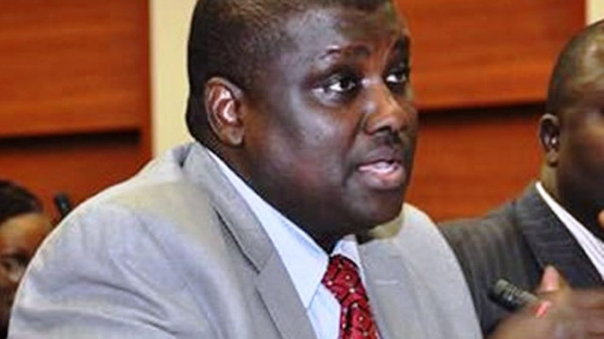 Security Agencies Arrest Maina In Niger Republic