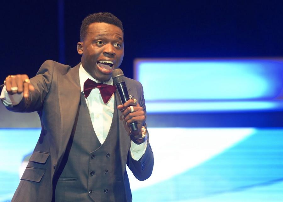 Comedian Akpororo