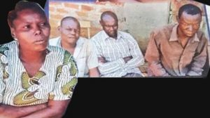 Ann Grace Aguti and her 3 husbands