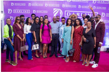 Darling Hair Hosts Former BBNaija Housemates (Photos)