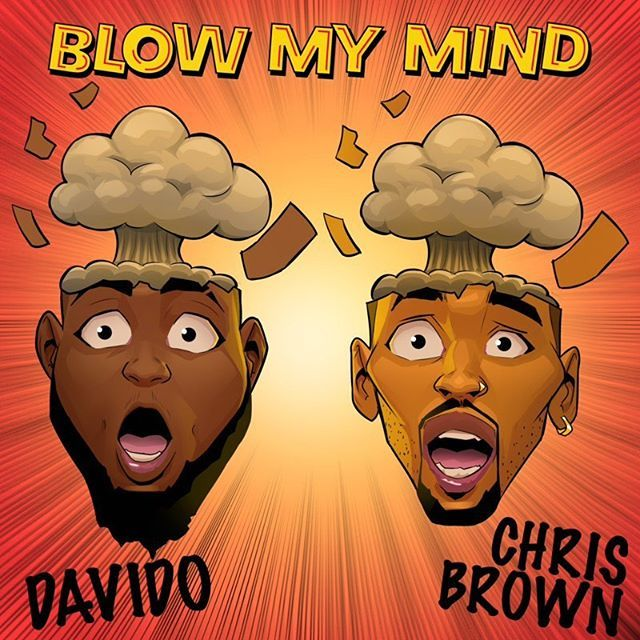 Blow My Mind music cover