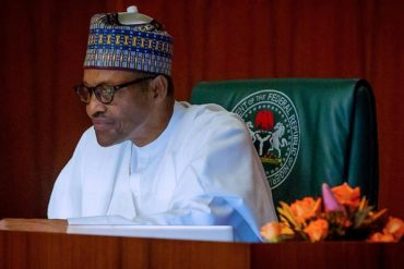 Buhari Asks Senate To Approve N10b To Kogi State