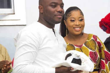 Benita Okojie Welcomes Second Baby With Husband