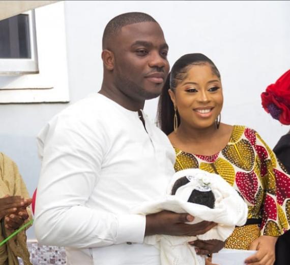 Benita Okojie, Olawale Adeyina