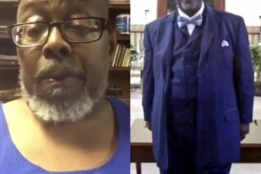 'Lady In Pastor Wilson's Sex Video Is The Daughter Of His Wife's Best Friend' – Pastor Thaddeus (Video)