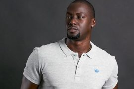 Ghanaian Actor Chris Attoh