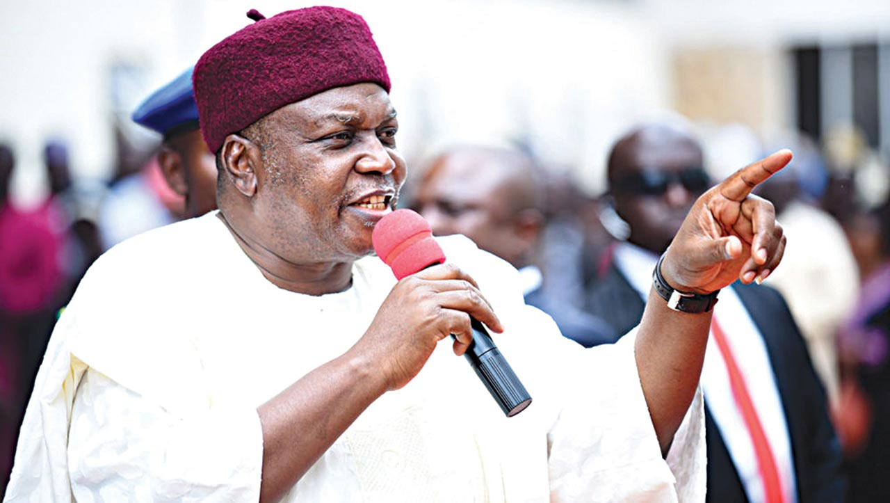 Taraba Govt Sets Up Task Force To Recover Looted Items