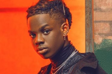 Singer Rema, Covers American Magazine, 'The Fader'