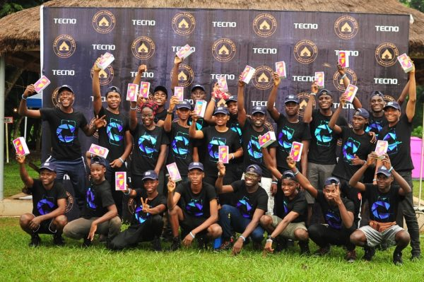 F4AFD868 305E 44AD 9253 BADC9A754C4F 600x399 - TECNO #UnlockCAMission Camp An Experience Not To Miss