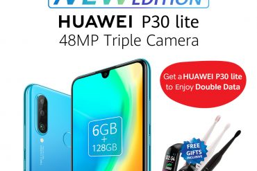 HUAWEI P30 lite, Triple-Camera Smartphone With A 48MP Main Camera