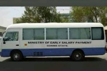 No Ministry Of Early Salary Payment In Gombe — Govt