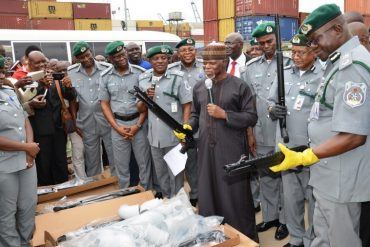 Customs Bans Importation Of All Items Through Land Borders