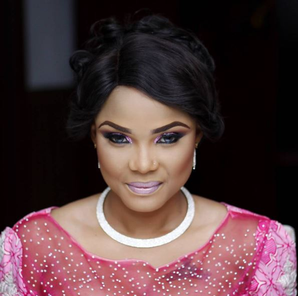 Actress Iyabo Ojo