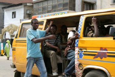 Local Man Disturbs Passengers On Bus Journey With Loud Music (Photo)