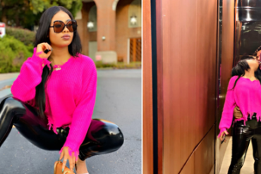 """Still Sleep, Please Don't Wake Me Up"" – Nina Ivy Reacts To Boyfriend Snatching Claims"