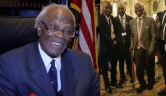Nigerian Ambassador To The US