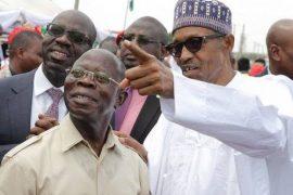 Oshiomhole and Buhari