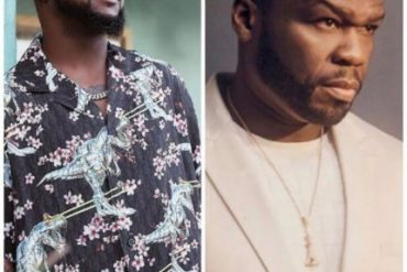 How 50 Cent Ignored Me In 2014 – Davido