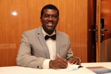 Mungo Park Didn't Discover Source Of River Niger, Stop The Brainwash: Reno Omokri