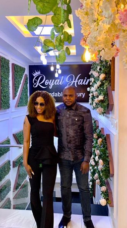 Mercy signs endorsement deal with Royal Hairs