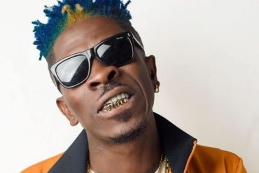 Ghanaian Singer, Shatta Wale Brags After Becoming A Nigerian Citizen