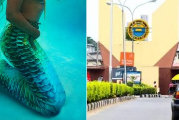 UNILAG Student Allegedly Turns Into Mermaid
