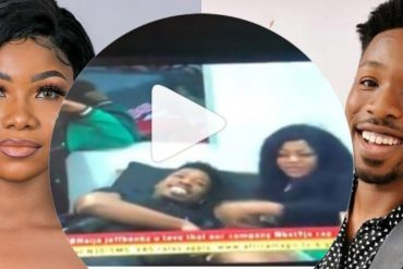 Tacha Entertained Me Alot, I Was Sad When She Got Disqualified: Ike (VIDEO)