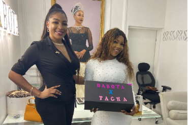 Tacha Bags Second Endorsement Deal With Dabota Cosmetics