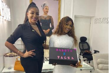 Tacha Bags Second Endorsement Deal With Dabota Cosmetics