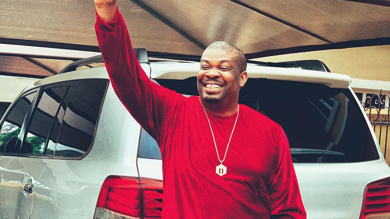 Nigerian Music Producer - Don Jazzy