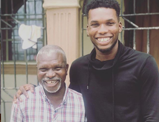 Victor AD and late dad