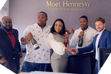 BBNaija Winner, Mercy, Bags Endorsement Deal With Moet And Chandon
