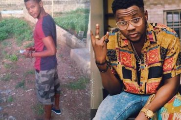 See EpicThrowback Photos Of Kizz Daniel Before Fame