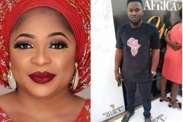 Married Actress Kemi Afolabi Clashes With A Lady Over Actor Gida Sulaimon (Photo)