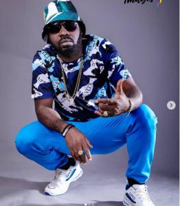 Nigerian rapper, Sky B