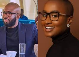 Glory Osei and Muyiwa Folorunsho