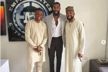 BBNaija's Mike Joins EME Management Board