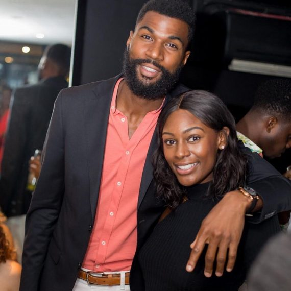 BBNaija's Mike And His Wife