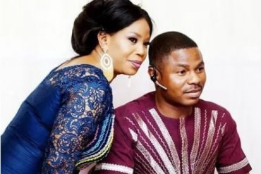 Photo Of Yinka Ayefele's Adorable Triplets Emerges Online