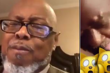 Pastor David Wilson Reacts To Viral Sex Tape (Video)