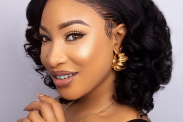 Tonto Dikeh Uses Name Of Jesus To Curse Some Of Her Fans