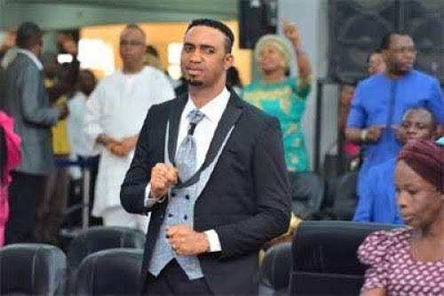 Pastor Chris Okafor