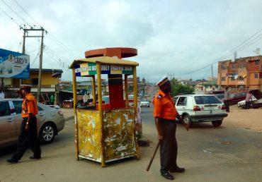 Nigerian Traffic Officials