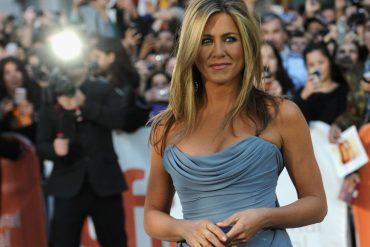 Hollywood's Jennifer Anniston
