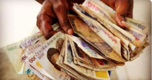 File photo of Nigeria currency