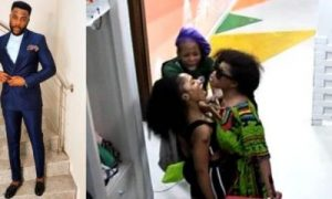 Ebuka, Mercy and Tacha