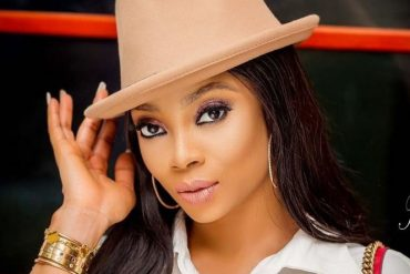 Toke Makinwa Dares Lady Who Accused Her Of Owing Salaries To Bring Evidence