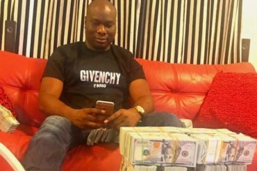 EFCC Confirms Mompha Arrest, Parades Him For Internet Fraud, Money Laundering